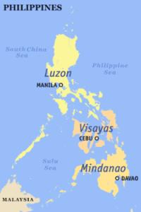 philipines map